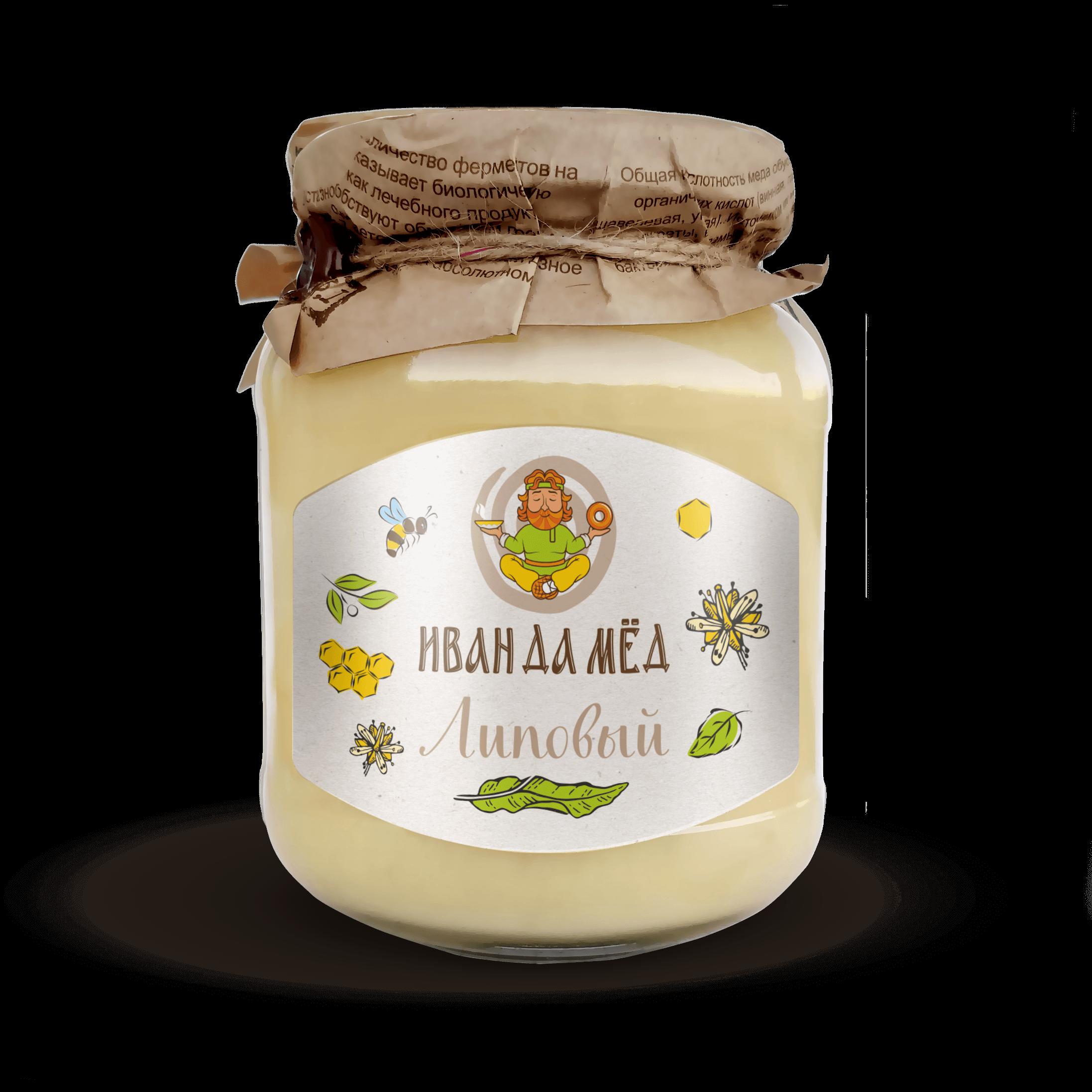 бытующему липовый мед белого цвета могут